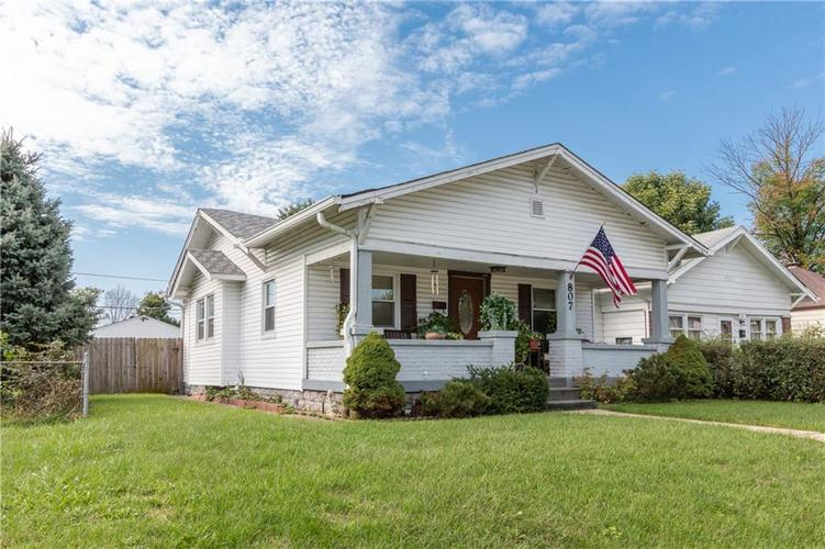 807  Cameron Street Indianapolis, IN 46203 | MLS 21598872