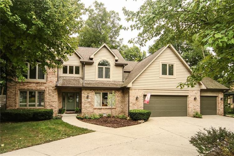 8837  Anchorage Drive Indianapolis, IN 46236 | MLS 21598968