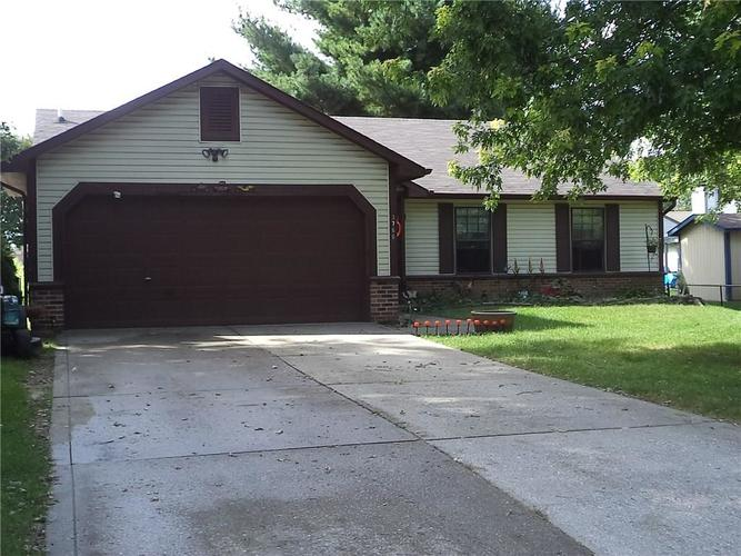3766  TANSEL Road Indianapolis, IN 46234 | MLS 21599036