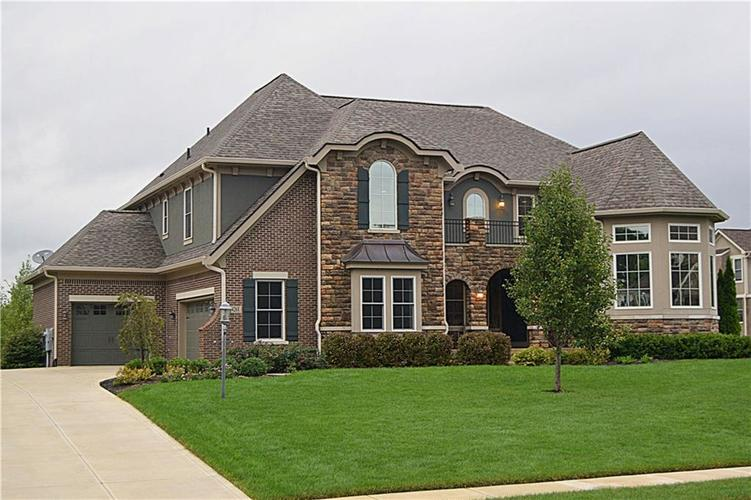 14261  Overbrook Drive Carmel, IN 46074 | MLS 21599204