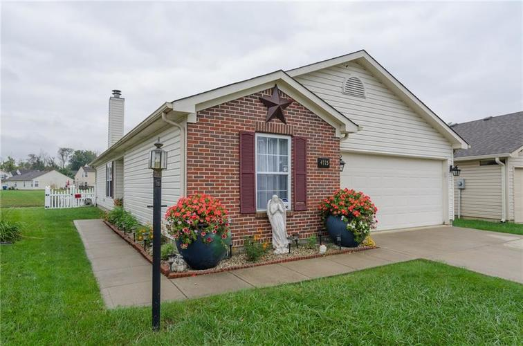 4115  Canapple Drive Indianapolis, IN 46235 | MLS 21599222