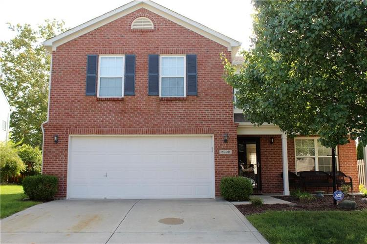 5909 Edgewood Trace Boulevard Indianapolis IN 46239 | MLS 21599231 | photo 1