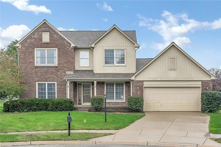 11888  LEDGEROCK Court Fishers, IN 46038 | MLS 21599235