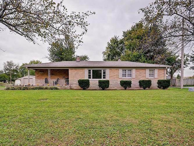 123  Dixie Drive Indianapolis, IN 46227 | MLS 21599429