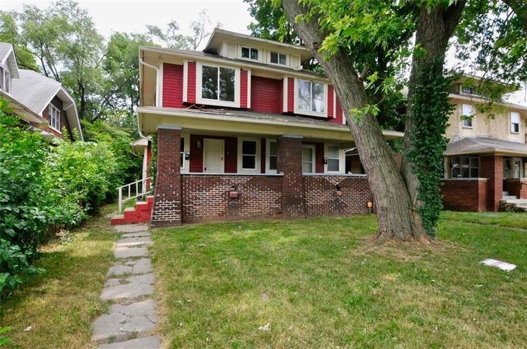 3341 N College Avenue Indianapolis, IN 46205 | MLS 21599458