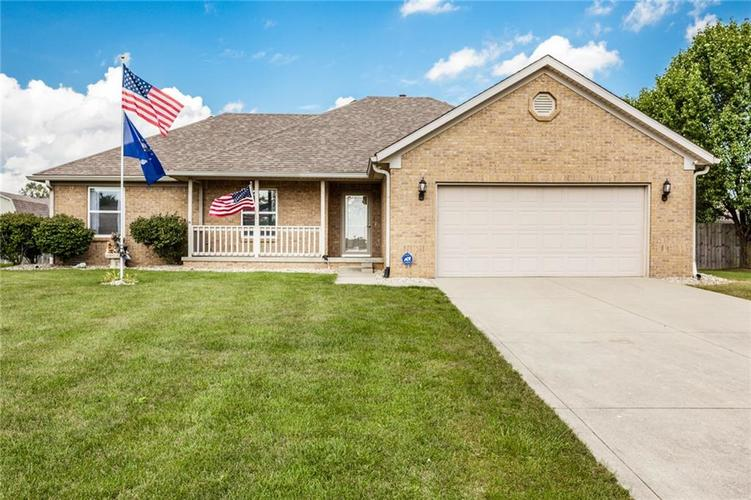 3650  White Tail Run Mooresville, IN 46158 | MLS 21599474