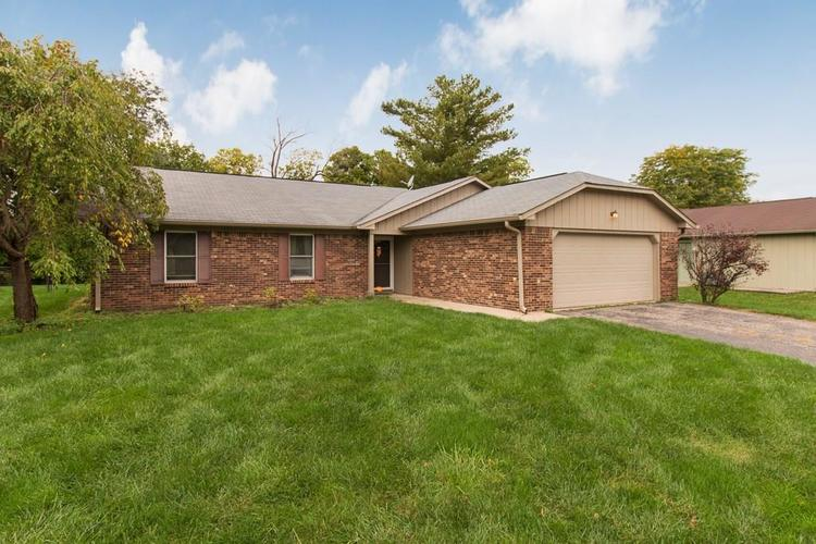 8914  Powderhorn Lane Indianapolis, IN 46256 | MLS 21599518