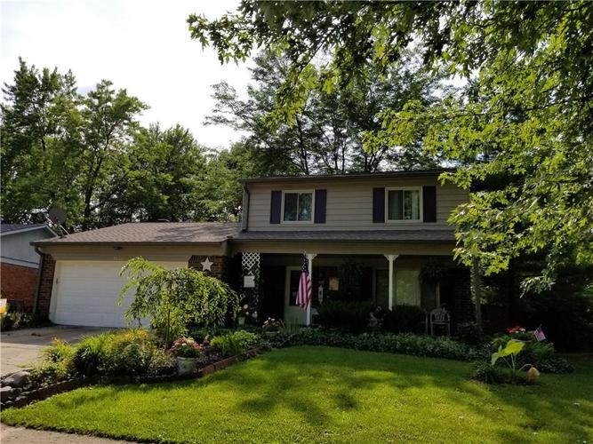 5408 S Pappas Drive Indianapolis, IN 46237 | MLS 21599523