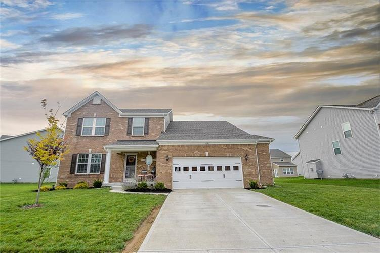 6891 Ennis Drive Brownsburg, IN 46112 | MLS 21599551 | photo 1