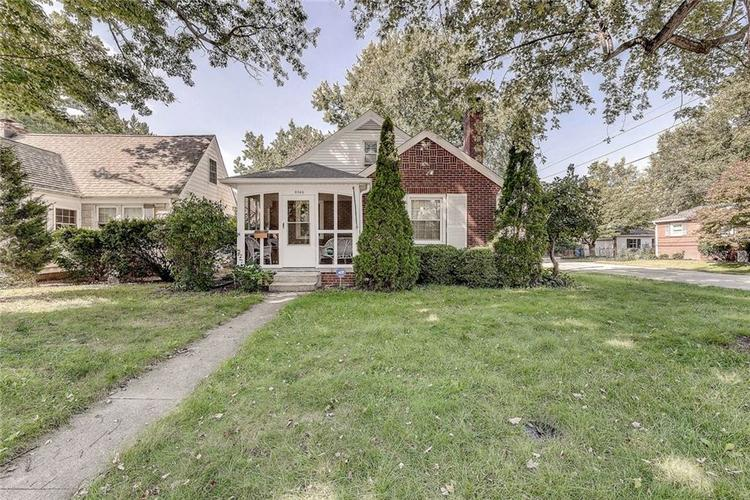 6046  NORWALDO Avenue Indianapolis, IN 46220 | MLS 21599586