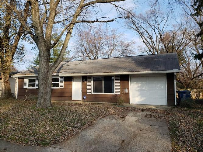 3723 N Joan Place Indianapolis, IN 46226 | MLS 21599628