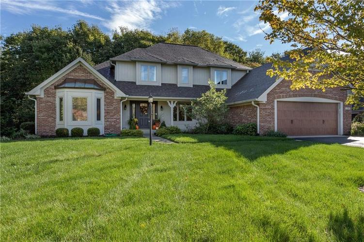 11095  Huntington Court Carmel, IN 46033 | MLS 21599691