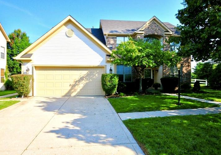 10588  Prairie Fox Drive Fishers, IN 46037 | MLS 21599732