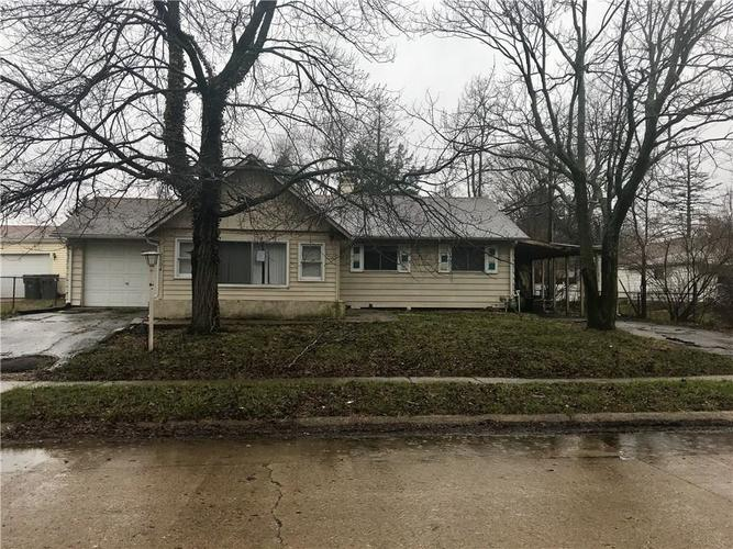 2504  Winfield Avenue Indianapolis, IN 46222 | MLS 21599781