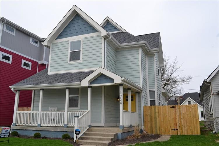 1724  Prospect Street Indianapolis, IN 46203 | MLS 21599874