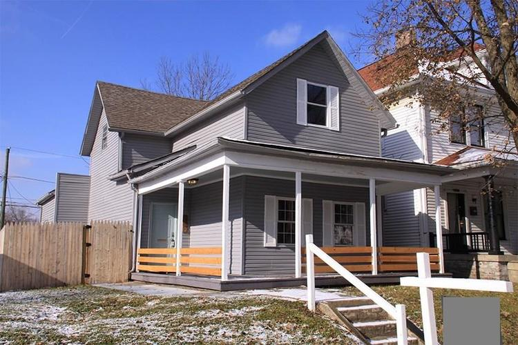 822 N Beville Avenue Indianapolis, IN 46201 | MLS 21599928