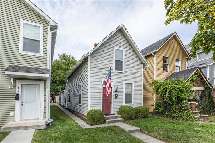 936  Dr Martin Luther King Jr Street Indianapolis, IN 46202 | MLS 21599956