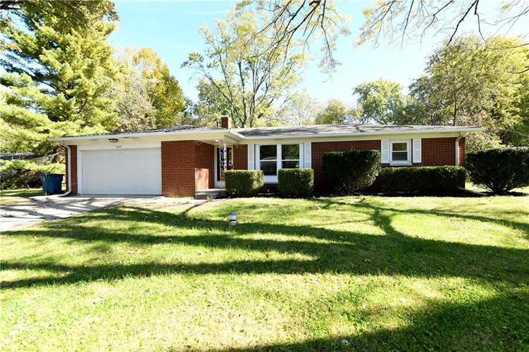 6107  Downing Drive Indianapolis, IN 46228 | MLS 21600040