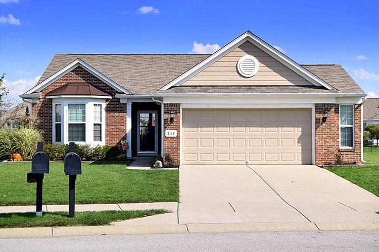 741  King Fisher Drive Brownsburg, IN 46112 | MLS 21600088