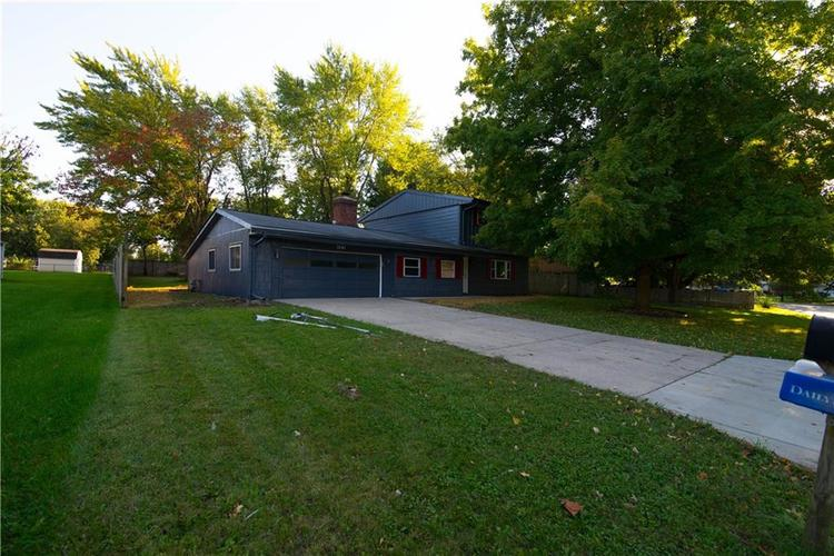 1241  Ridge Top Drive Greenwood, IN 46142 | MLS 21600099