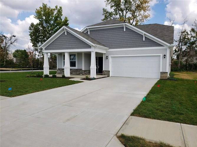 8039 Borland Drive Indianapolis IN 46237 | MLS 21600112 | photo 1