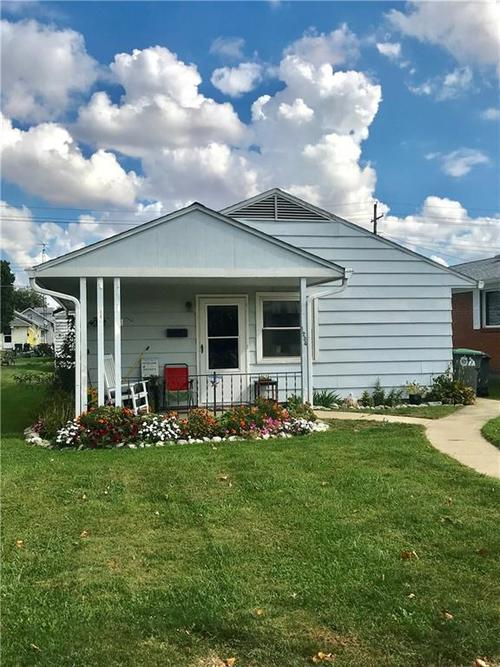 1234 N Perkins Street Rushville, IN 46173 | MLS 21600138