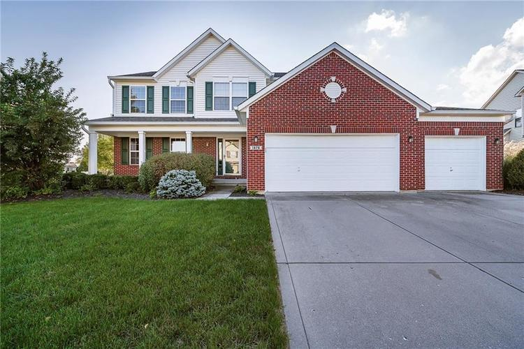 1878  Bridgewater Drive Avon, IN 46123 | MLS 21600150