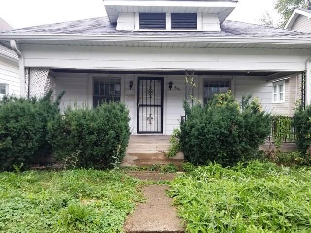 540 N Parker Avenue Indianapolis IN 46201 | MLS 21600159 | photo 1