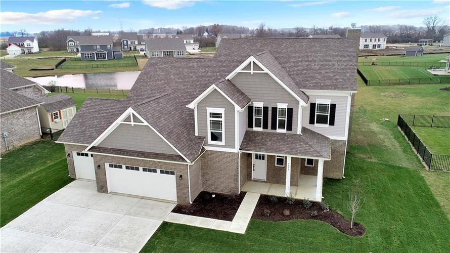 4628 W Waterway Drive New Palestine, IN 46140 | MLS 21600202