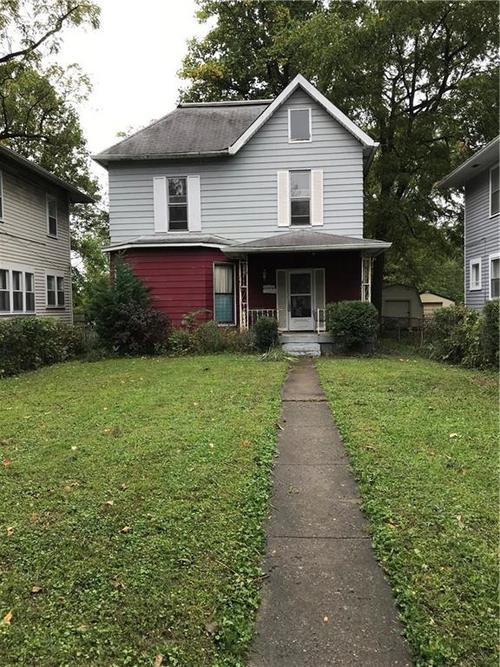 140 S Emerson Avenue Indianapolis, IN 46219 | MLS 21600234 | photo 1