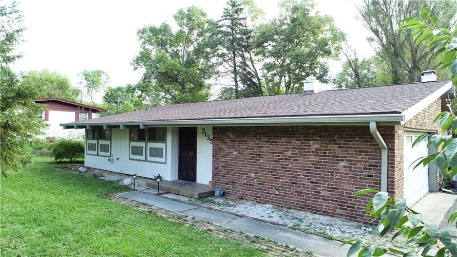 7135  Maryann Court Indianapolis, IN 46227   MLS 21600483