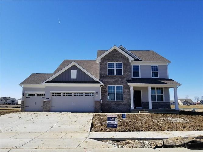 13322  Gilmour Drive Fishers, IN 46037 | MLS 21600508