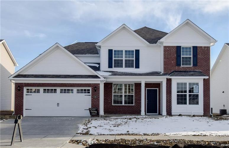 5381  Aster Drive Plainfield, IN 46168 | MLS 21600630