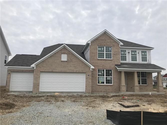5371 S Hibiscus Drive Plainfield, IN 46168 | MLS 21600654