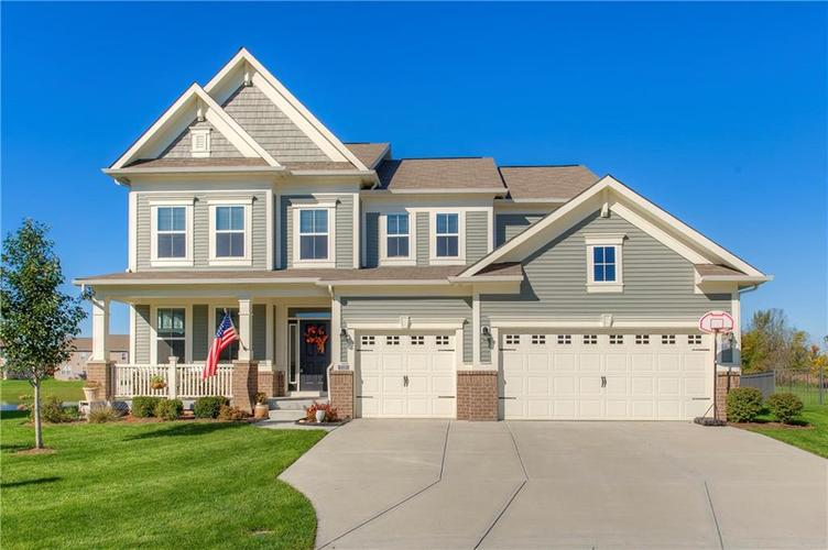 7728  Tanager Court Zionsville, IN 46077 | MLS 21600704