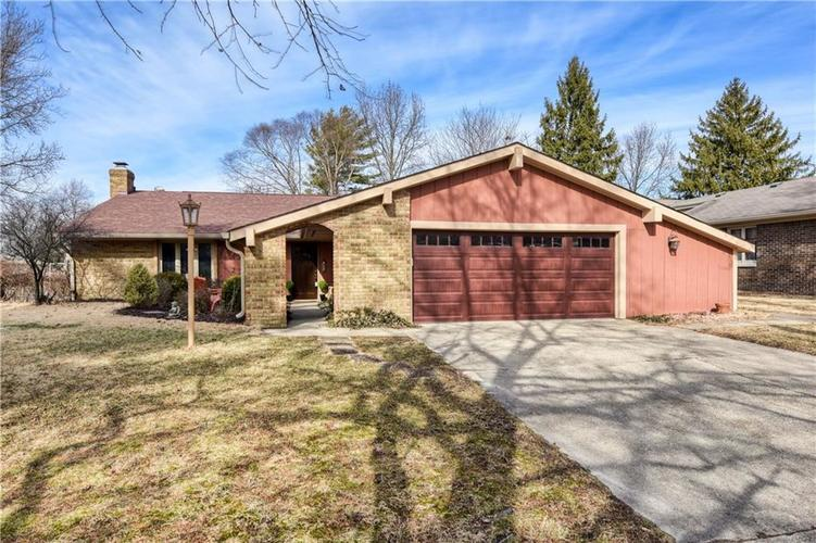 630  Sun Valley Court Indianapolis, IN 46217 | MLS 21600790