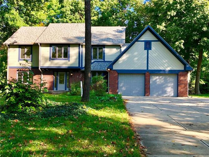 3240  Amherst Street Indianapolis, IN 46268 | MLS 21600805