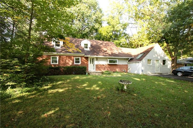 1336  Eustis Drive Indianapolis, IN 46229 | MLS 21601177