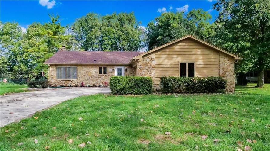 4206  Redman Drive Greenwood, IN 46142 | MLS 21601179