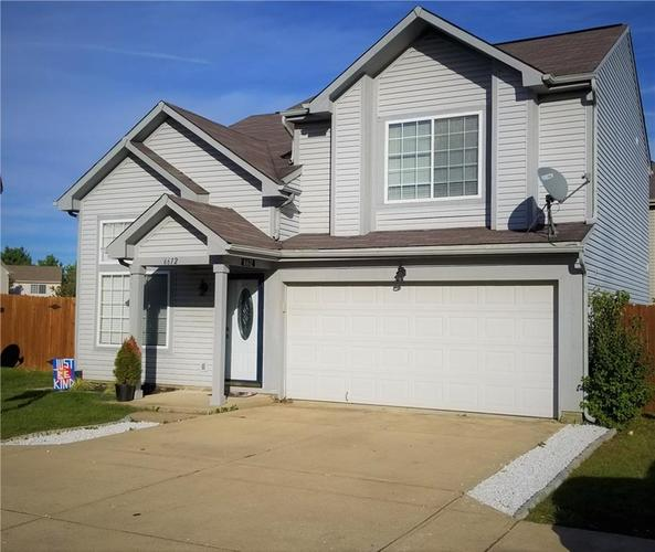 6612  Dunsdin Drive Plainfield, IN 46168 | MLS 21601480