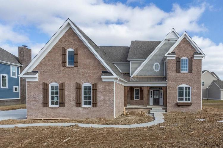 13723  Amber Meadow Drive Fishers, IN 46038 | MLS 21601547