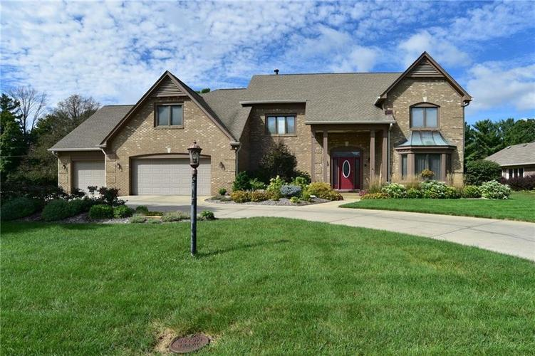 7678  Ballinshire N Drive Indianapolis, IN 46254 | MLS 21601656