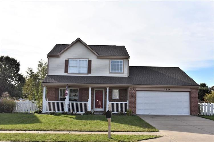 5854  Pennekamp Drive Plainfield, IN 46168 | MLS 21601747