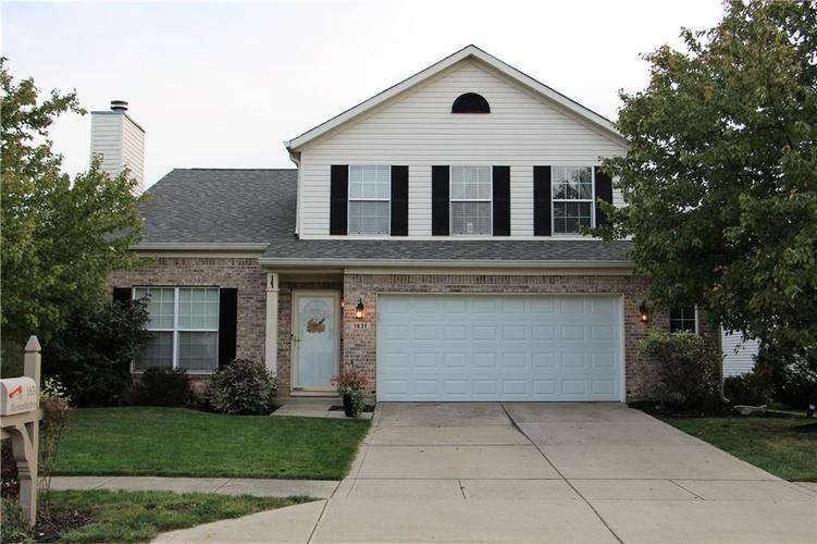 1631 Blankenship Drive Indianapolis, IN 46217 | MLS 21601847 | photo 1