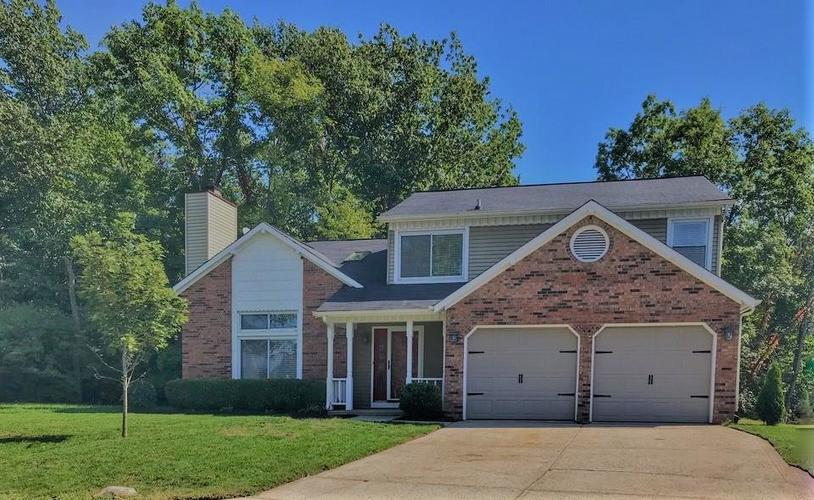 9017  GINNYLOCK Drive Indianapolis, IN 46256 | MLS 21601914