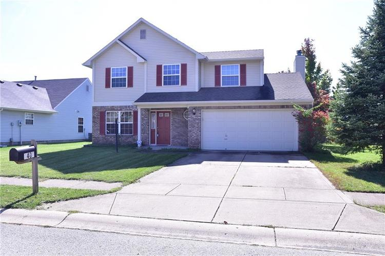6407  Whitaker Farms Drive Indianapolis, IN 46237 | MLS 21602997