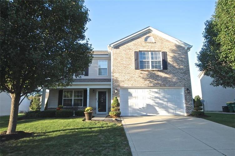 11886  Copper Mines Way Fishers, IN 46038 | MLS 21603047