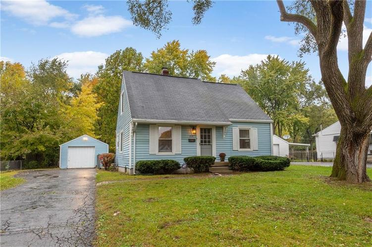 2110 E 69th Street Indianapolis, IN 46220 | MLS 21603183