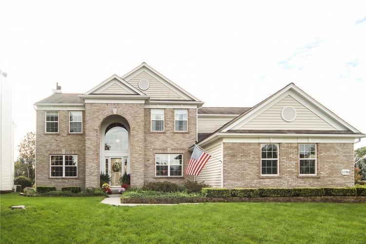 11783  Stepping Stone Drive Fishers, IN 46037 | MLS 21603310