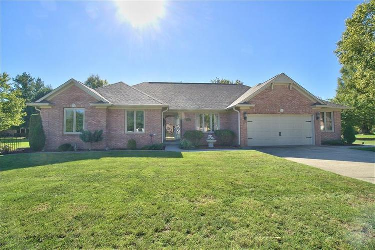 7609  APOTHECARY Court Plainfield, IN 46168 | MLS 21603337